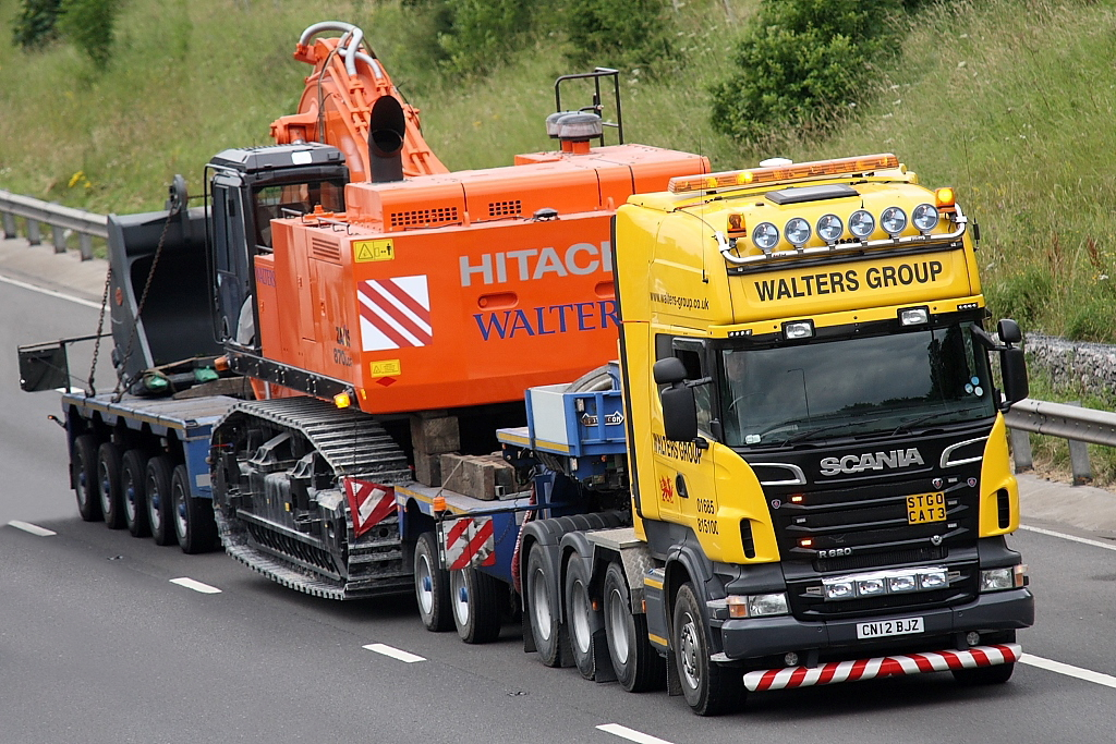 TC Truck of the Week - Scania R620 Walters Group - 18.07.14