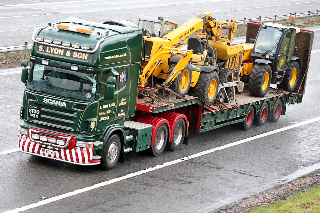 TC Truck of the Week - Scania S Lyon and Son - 12.09.14