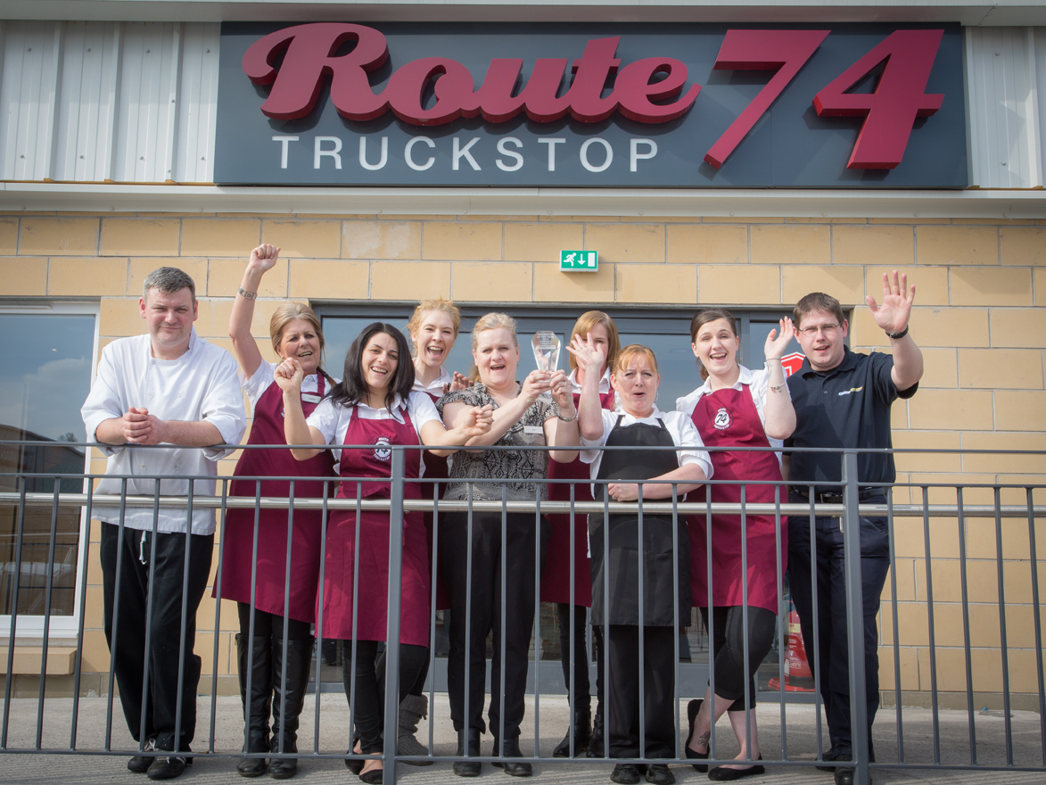 Route 74 winners 2015