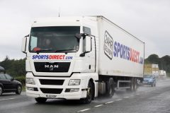 New truck speed limits take effect