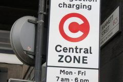 Tips for truckers in London: Are you aware of the Congestion Charge rise?