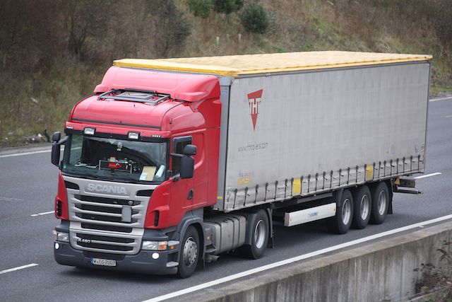 UK motorways face escalating foreign HGV accidents