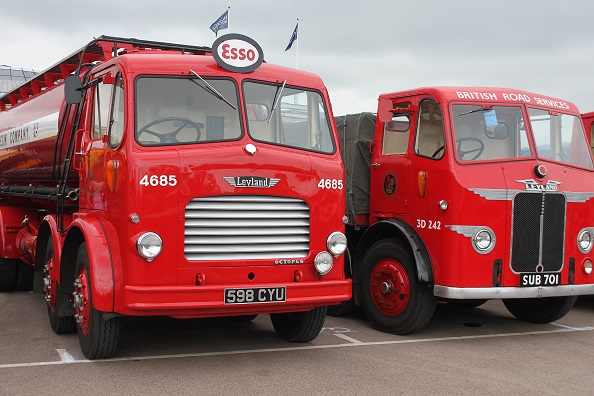 Classic and Vintage Commercial Show 2014