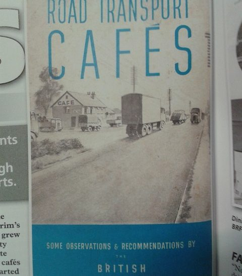 1948 Transport Cafe Standards Wishlist: Do we still want the same things 66 years on?