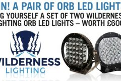 Win! A Pair of Orb LED Headlights Worth £600!