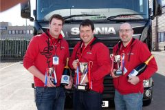 Scania names UK's best Young Driver