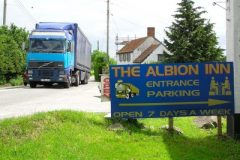 The Albion Inn Truck Stop