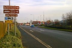 The Docklands Transport Cafe Truck Stop & Lorry Park Goole