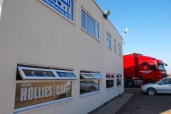 Road King: New Hollies Transport Cafe