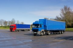 Plans for new lorry parks in Kent