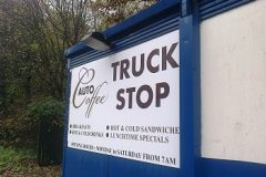 Auto Coffee Transport Cafe A61