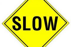 Study finds slow drivers cause havoc