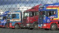 Warrington Lorry Park Truck Stop