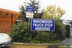 Whitwood Truck Stop