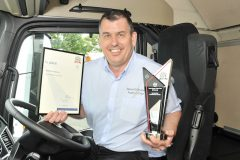 FTA crowns its Truck Driver of the Year (44 tonne) 2016