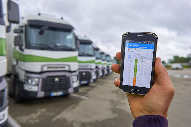 Renault releases new monitoring tool to boost eco-driving