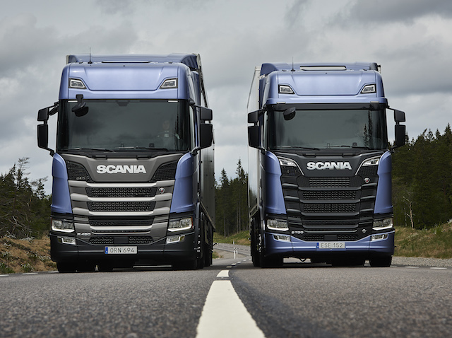 Scania unveils all-new S series
