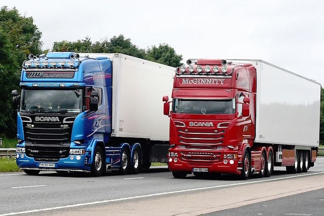 Gov to revisit distance-based truck road user charge