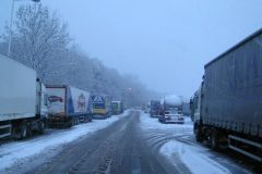 Brits avoid roads ahead of arctic conditions
