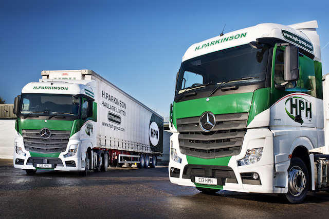 Actros Fuel Challenger wins its place in HPH fleet