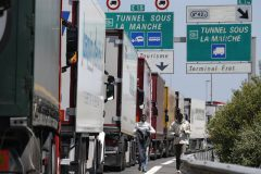 Drivers warned Calais rest area closures could compromise safety