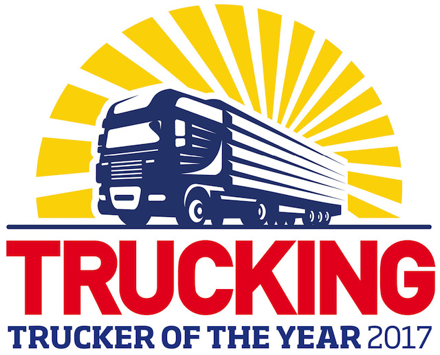 Nominate your Trucker of the Year 2017!