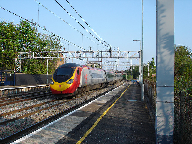 Stoke MP: Put freight on passenger trains to cut congestion