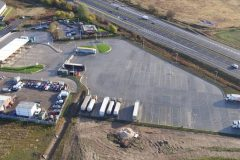 New family-run truck stop opens in Goole