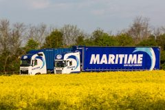 Maritime Transport attends Truckfest Peterborough 2017
