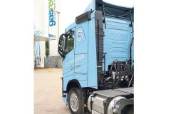 Boost for gas truck operators