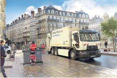 RENAULT D-WIDE ZE FOR LYON METROPOLE
