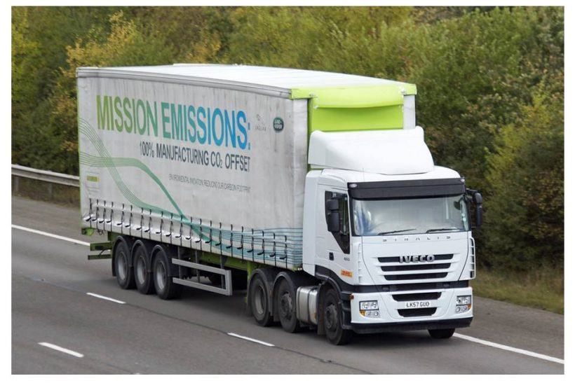 Haulage halves its NOx output in five years