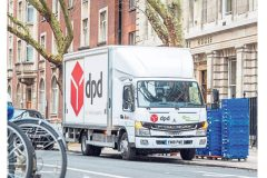 DPD goes for Fuso E-Canter