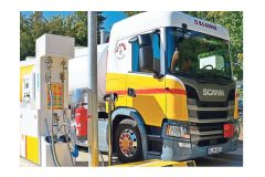 Scania and Iveco to stimulate large scale gas truck roll out