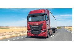 IVECO LAUNCHES NEW S-WAY RANGE OF HEAVY TRUCKS