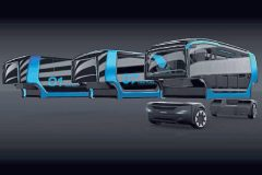 Scania's new concept truck takes urban transport to 'NXT' level