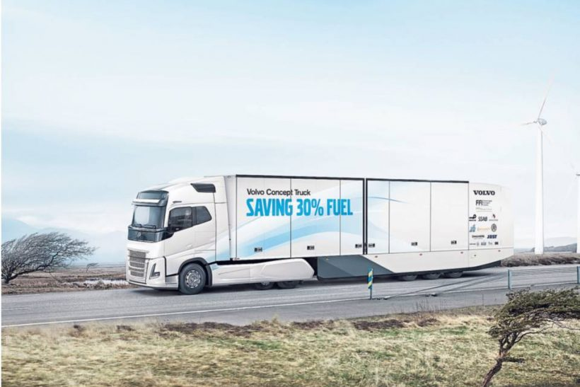 Volvo seeks to accelerate development of more climate-friendly transport